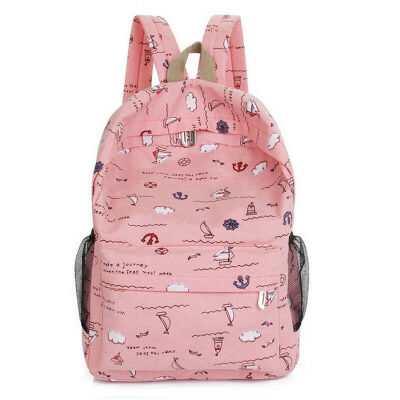 Kid Child Boy Girl Backpack School Bookbag Rucksack Travel Satchel Shoulder Bag
