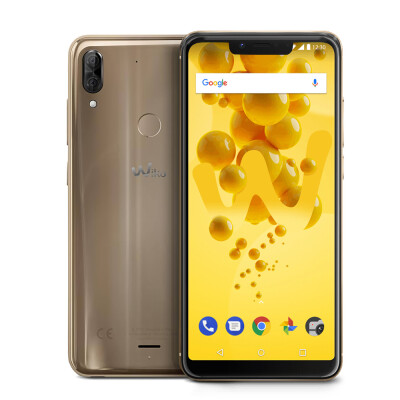Global Version WIKO VIEW2 PLUS Smartphone 593in 199 Full Display Mobile Phone 4GB64GB 120MP Snapdragon 450 Octa Core Android 8
