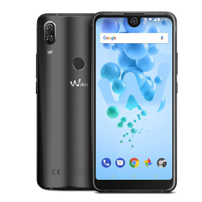 """Global Version WIKO VIEW 2 PRO Smartphone 60"""" 199 Full Display Mobile Phone 4GB64GB 160MP Snapdragon 450 Octa Core Android 80"""