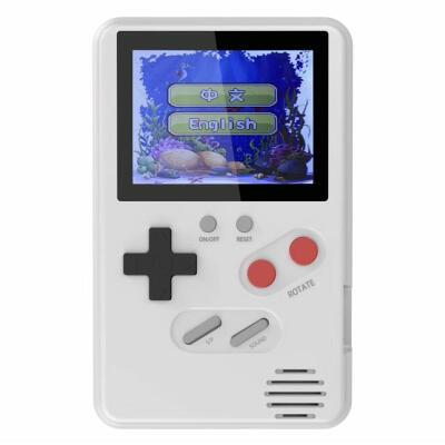Retro Mini Console Built-in 168 Games 24 inch LCD Handheld Game Players
