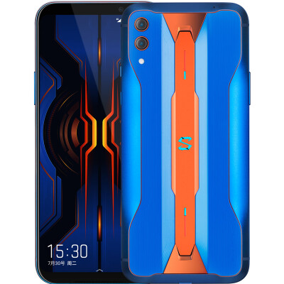 Black shark game mobile phone 2 Pro 12GB128GB popular blue dragon 855Plus UFS30 screen pressure touch speed touch full screen dual card dual standby 4G full Netcom