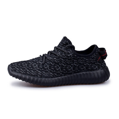 FAN PAO ultra lightweight breathable easy matching slip ons men women girl boy running athletic shoes yeezy air boost 350 v2