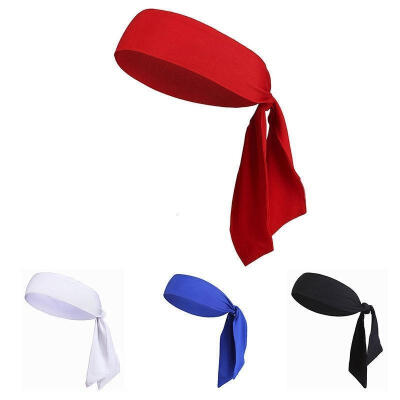 6cm Stretchy Kylie Band Headband Hairband Ladies Mens Sports School Head Band