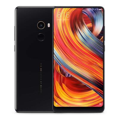 Xiaomi Mix 2 5.99 Inch 4G LTE Smartphone 6GB 64GB 12.0MP Qualcomm Snapdragon 835 Octa Core Android 7.1 Type-C - Black