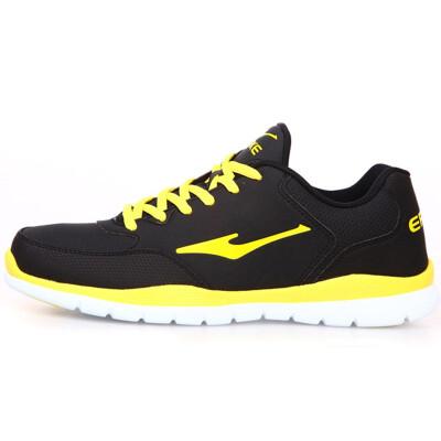 Jingdong supermarket] Erke erke men's shoes running shoes trend fashion travel shoes retro jogging shoes mesh section 11113303387 carbon gray 43 yards