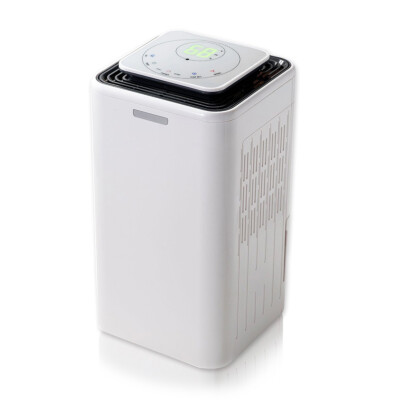 30 Pint Dehumidifier Includes Smart Touch Screen Air Purify Timer Auto-Shut off Whisper-Quiet Operation Cloth drying mode Ca
