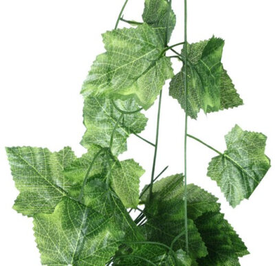 7.7Feet Artificial Faux Ivy Leaf Fake Foliage Decoration Plastic