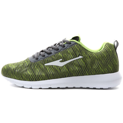 Jingdong supermarket] ERK ERKE running shoes 2016 new couple models comfortable wild comprehensive training jogging shoes male models 51116120047 positive black 40 yards