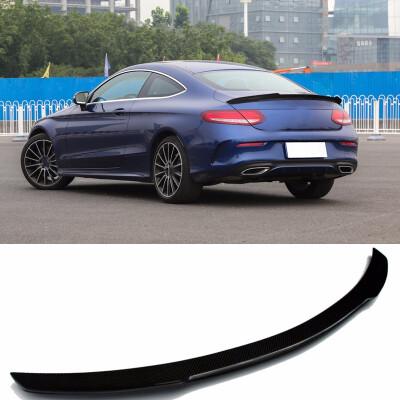 F Style Carbon fiber Trunks 2Door Spoiler Fit For Benz C-Class W205 C180 Price