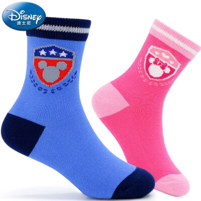 DISNEY Spring&Autumn Boys&Girls Socks Cotton Minnie D00342M 14-16cm 3-35 years old