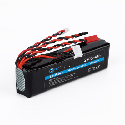 Hot Power 11.1v 2200mah 20C Lithium Battery Li-Polymer Rechargeable Battery