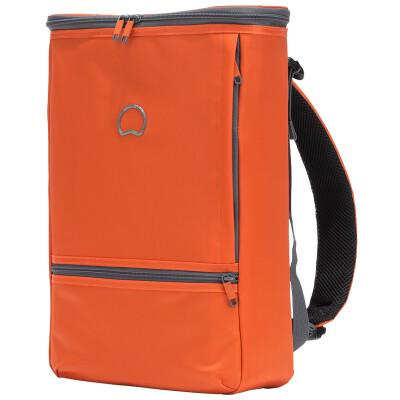 French Ambassador (Delsey) polyester backpack computer bag fashion popular multi-functional orange 00001460025