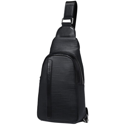 Golden Fox (FOXER) Men's Corset Casual Sports Outdoor Pockets Fashion Men's Backpack 828004F1B Brown