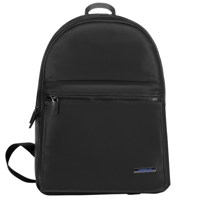 American Tourister Vicinity  Series Business Men's Lightweight Nylon Backpack BF6 * 09004 Black