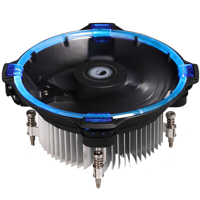 ID-COOLING DK-03i Halo Intel platform blown CPU cooler 12CM aperture fan special edition