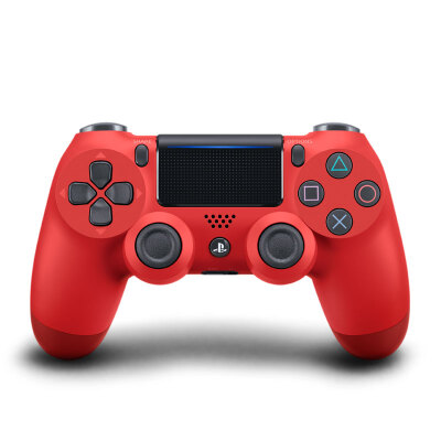 Sony (SONY) [PS4 official accessories] PlayStation 4 game controller (red) 16 version
