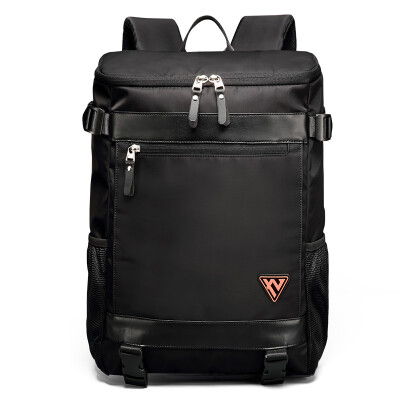Ninth City (V.NINE) Shoulder Bag Men's Waterproof Computer Bag Large Capacity Backpack Student Bag Short Trip Bag VD6BV94933J