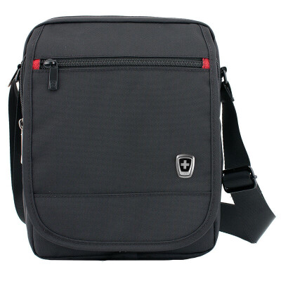SWISSMOBILITY shoulder bag diagonal package fashion business casual men and women backpack black MT-5701-02T00