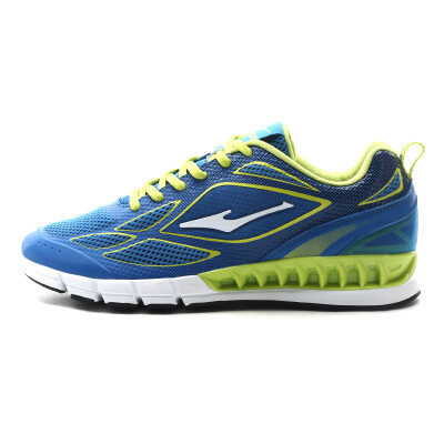 Erke Erke ERKE men's sports shoes running shoes casual shoes anti-skid wear jogging shoes 51116203028 color blue / clear bamboo green 41