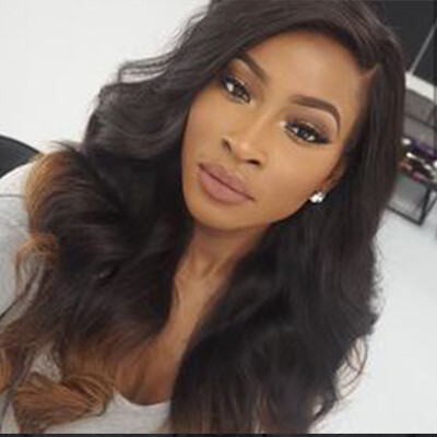 Free Shipping 7A 130 Density Glueless Full Lace Human Hair Wigs 100 Unprocessed Virgin Brazilian Lace Front Wig For Black Women