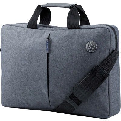 Hewlett Packard HP 154-156 inch men&women business computer package fashion cross section briefcase light handbag Messenger bag G8Y15AA gray