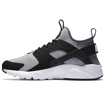 NIKE Nike men's casual shoes AIR HUARACHE RUN ULTRA air cushion sports shoes 819685-010 wolf gray 42 yards