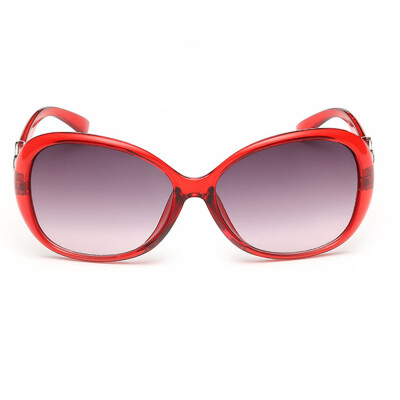 Classic Large Square Women Sunglasses Star Quality Lady Eyeglasses Super Gradient Lens Female Personality Eyewear