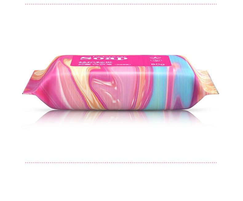 38306-植护内衣皂女士专用洗衣皂抑菌洗内裤去血渍肥皂 抑菌内衣皂80g*10块(家庭装)-详情图