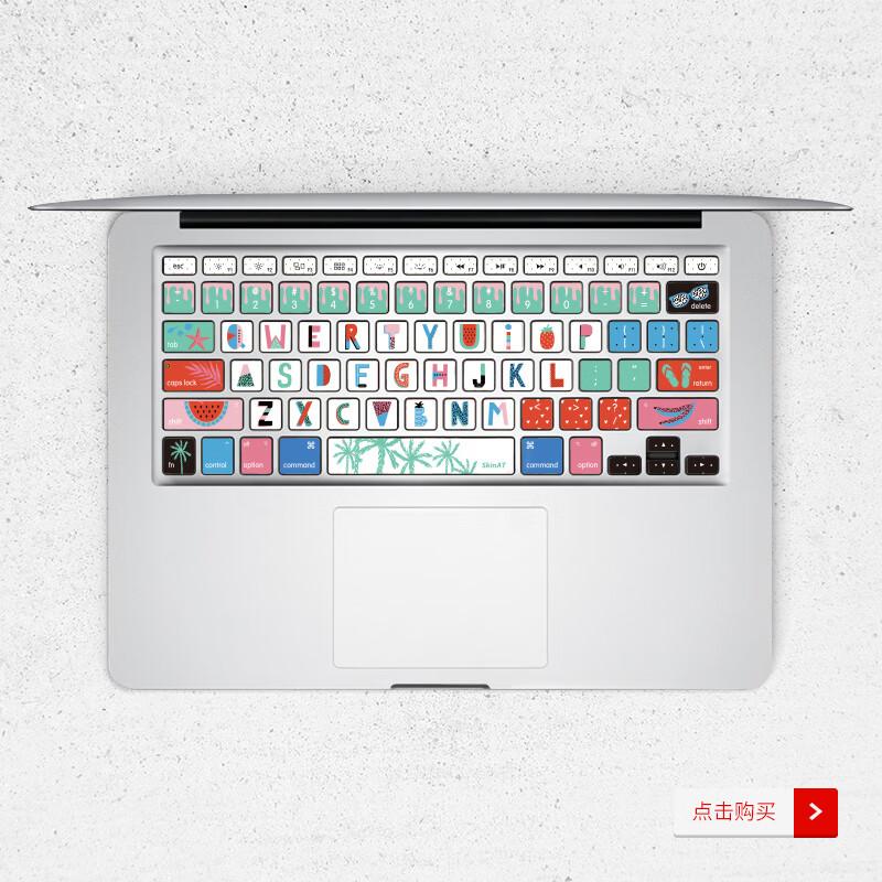 Dán Macbook  SkinAT 11 12 MacBook AirPro Q Retina13 15Air13 18 - ảnh 7