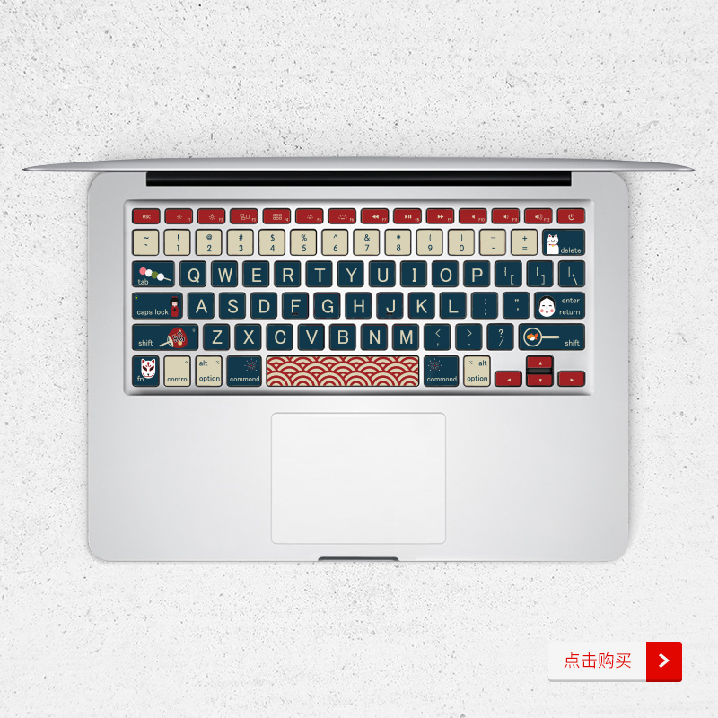 Dán Macbook  SkinAT macbook air 18Retina 13 15Air13 264839 - ảnh 17