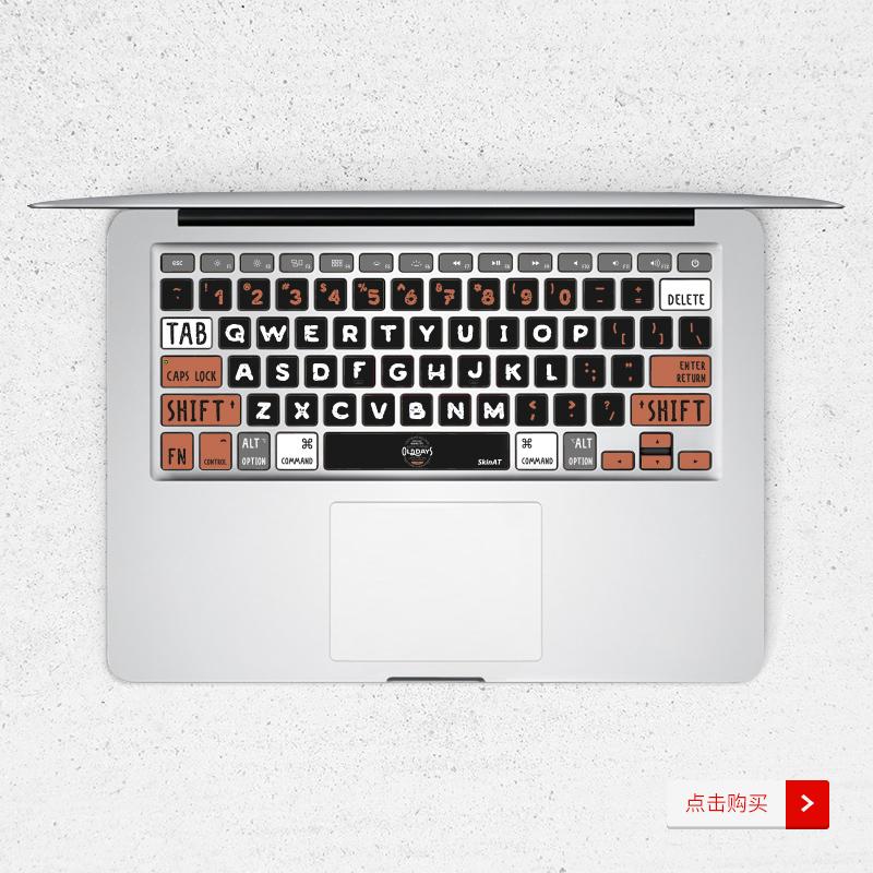Dán Macbook  SkinAT macbook air 18Retina 13 15Air13 264839 - ảnh 11
