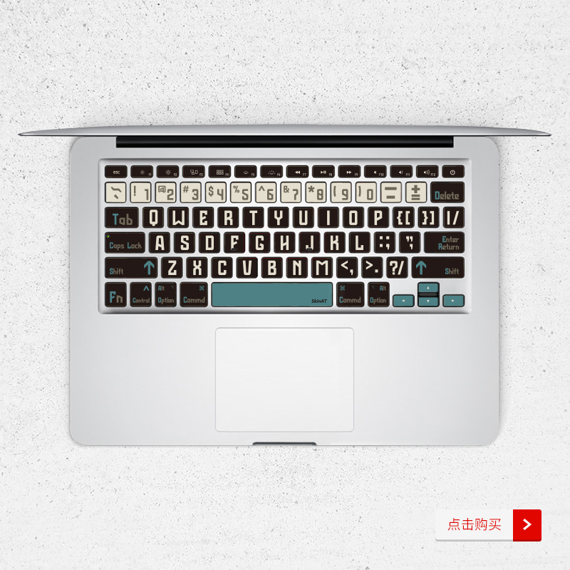 Dán Macbook  SkinAT macbook air 18Retina 13 15Air13 264839 - ảnh 7