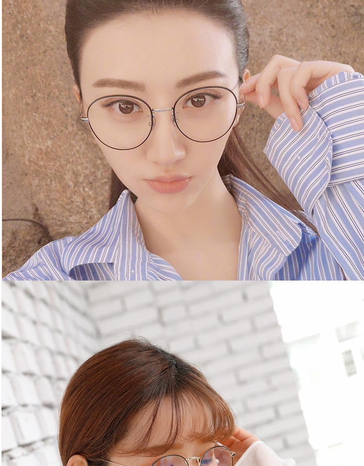 6f13e61fcd 2019 Anglo Philippine Net Red Glasses Frame Korean Version Of Chao ...
