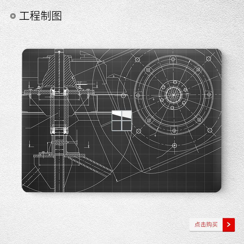 Dán surface  SkinAT Surface Laptop A - ảnh 1
