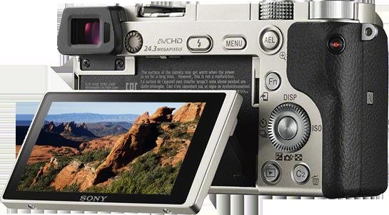 索尼(SONY)ILCE-6000 / a6000 微单相机-京东