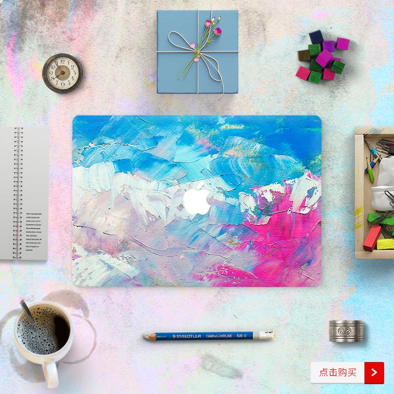 Dán Macbook  SkinAT MacBook Pro 13 TouchBar - ảnh 3