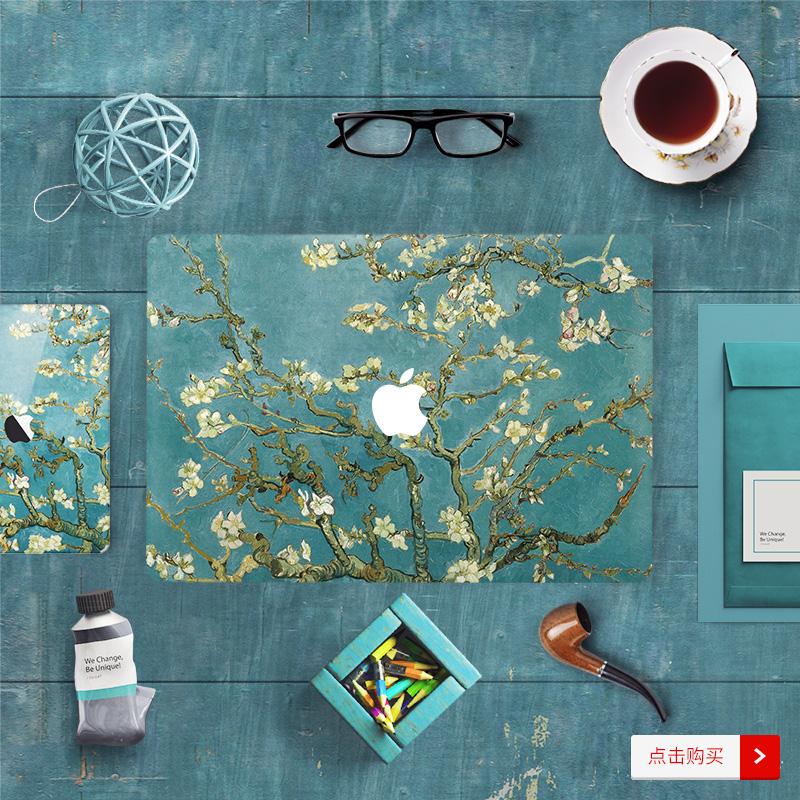 Dán Macbook  SkinAT MacBook ProAir Pro 13 TouchBar 79533 - ảnh 7