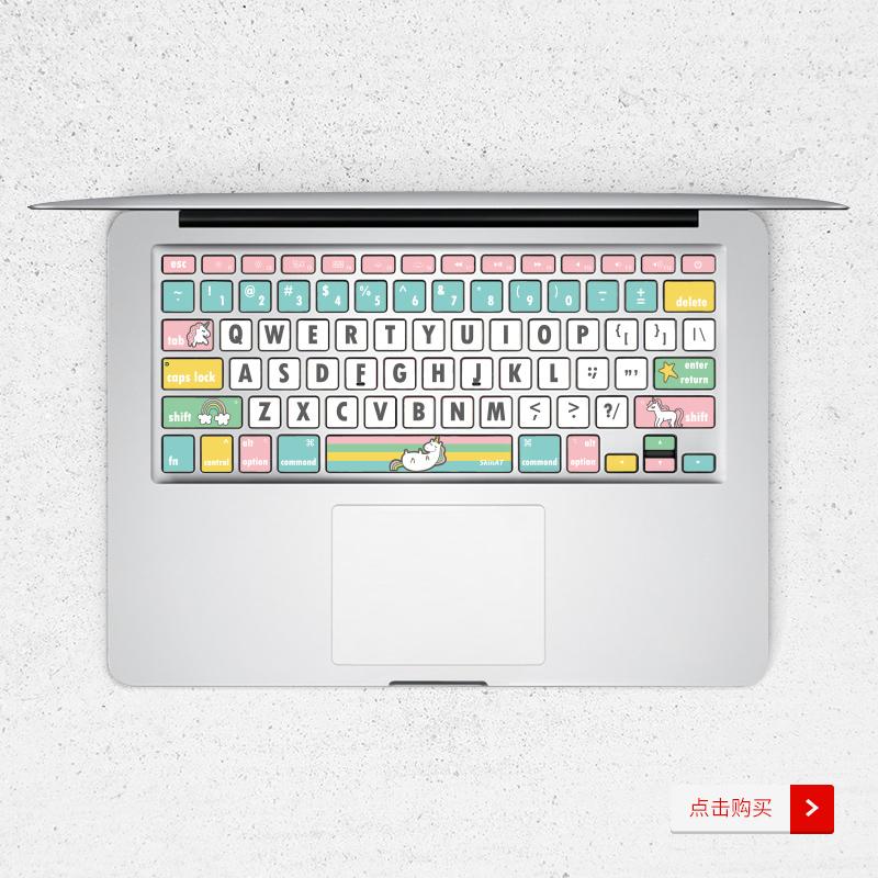 Dán Macbook  SkinAT 11 12 MacBook AirPro Q Retina13 15Air13 18 - ảnh 9