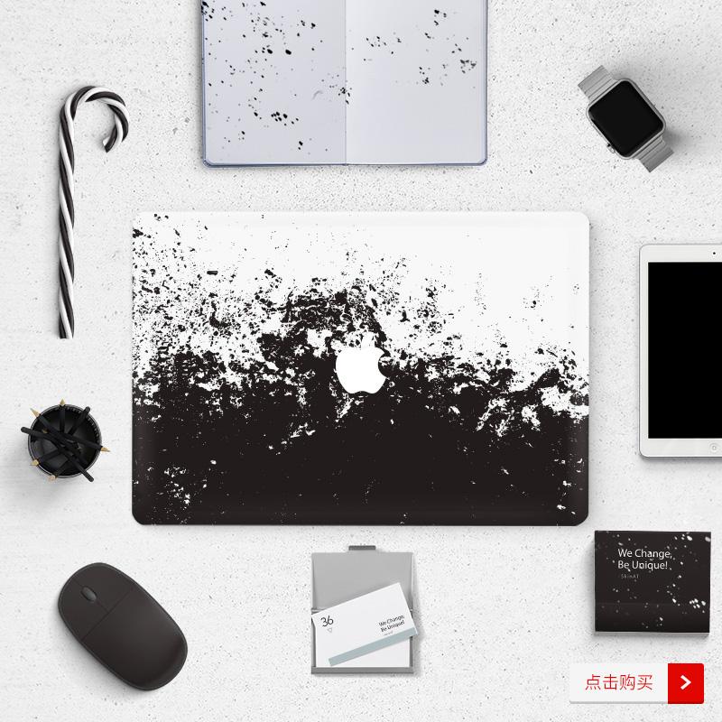 Dán Macbook  SkinAT MacBook Pro 13 TouchBar - ảnh 5