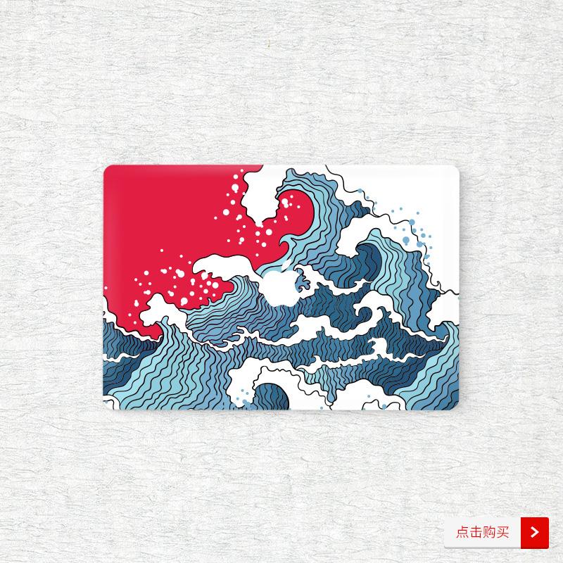 Dán Macbook  SkinAT MacBook ProAir Pro 13 TouchBar 79533 - ảnh 6