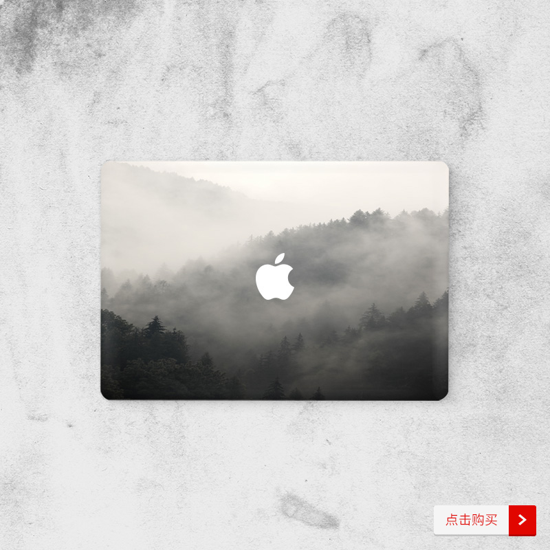 Dán Macbook  SkinAT MacBook Pro 15 Retinalogo - ảnh 3