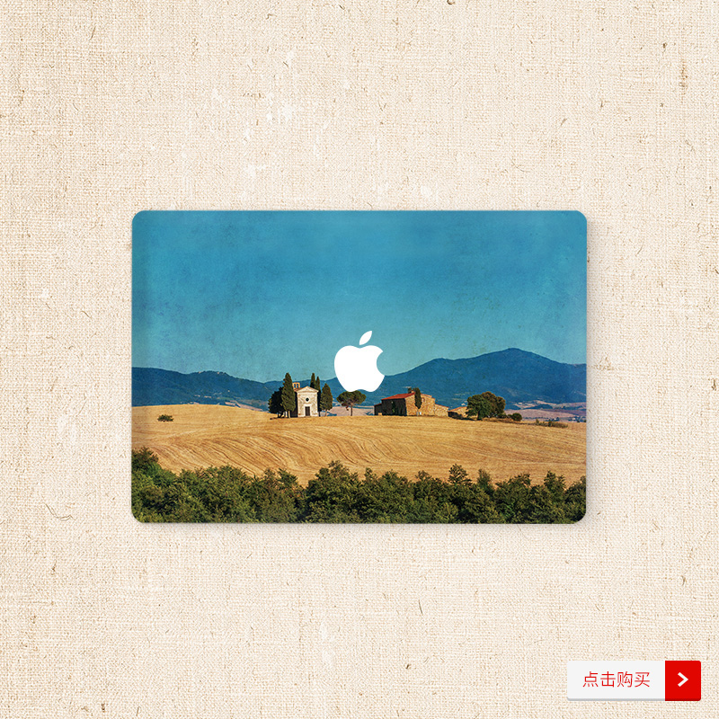 Dán Macbook  SkinAT MacBook ProAir Pro 13 TouchBar 79533 - ảnh 4