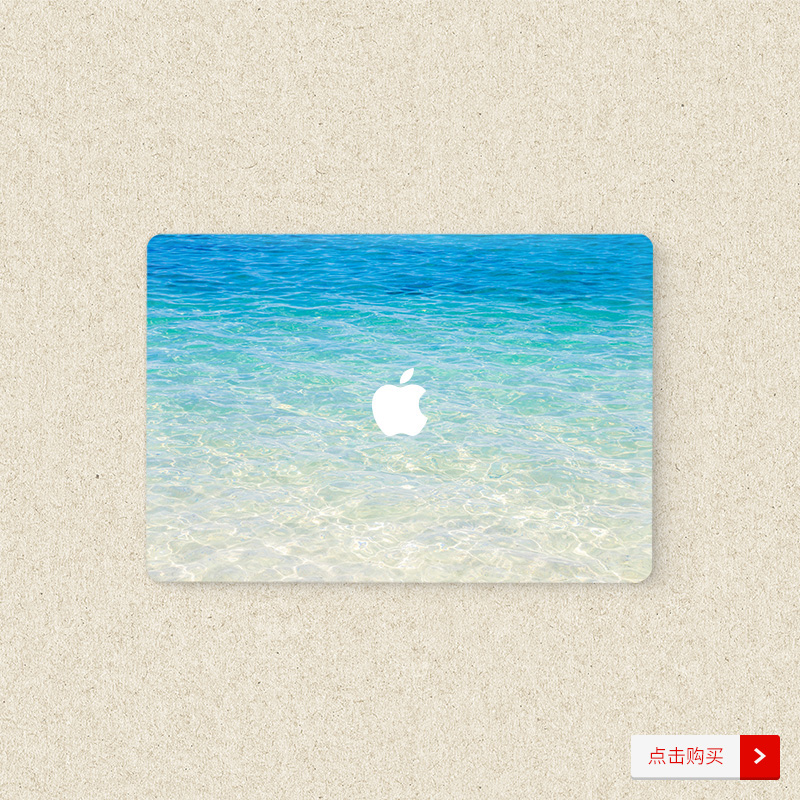 Dán Macbook  SkinAT MacBook Pro 15 Retinalogo - ảnh 2