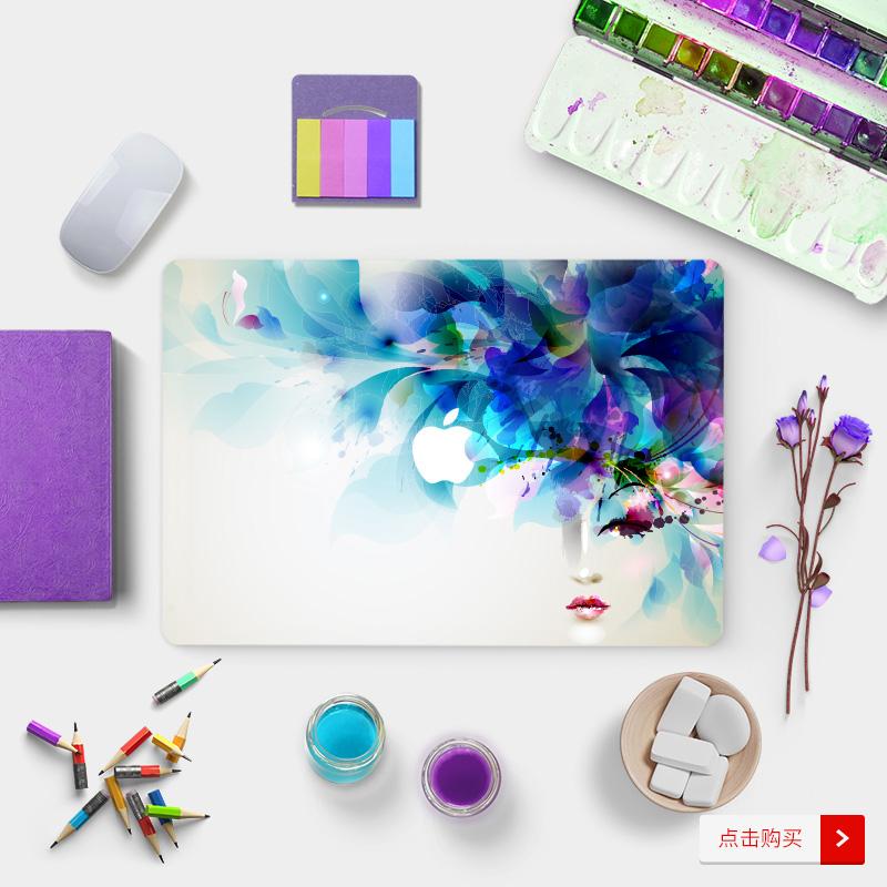 Dán Macbook  SkinAT MacBook Pro 15 Retinalogo - ảnh 1
