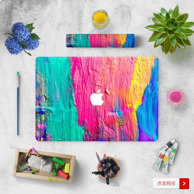 Dán Macbook  SkinAT MacBook ProAir Pro 13 TouchBar 79610 - ảnh 4