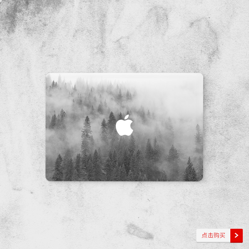 Dán Macbook  SkinAT MacBook Pro 15 Retinalogo - ảnh 5