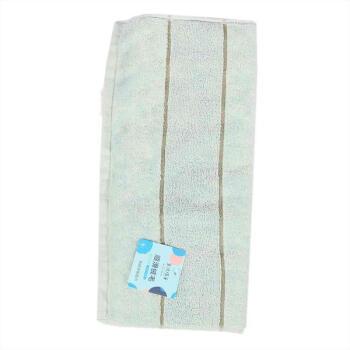 毛巾 生活随笔割绒宽缎面巾颜色随机