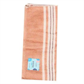 生活随笔色织方块面巾颜色随机