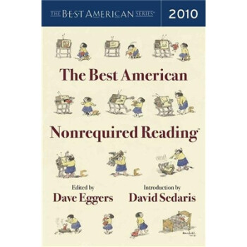 The Best American Nonrequired Reading 2010简介,目录书摘