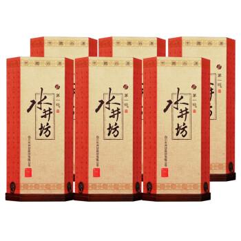 swellfun 水井坊 浓香型白酒 52度 500ml*6瓶